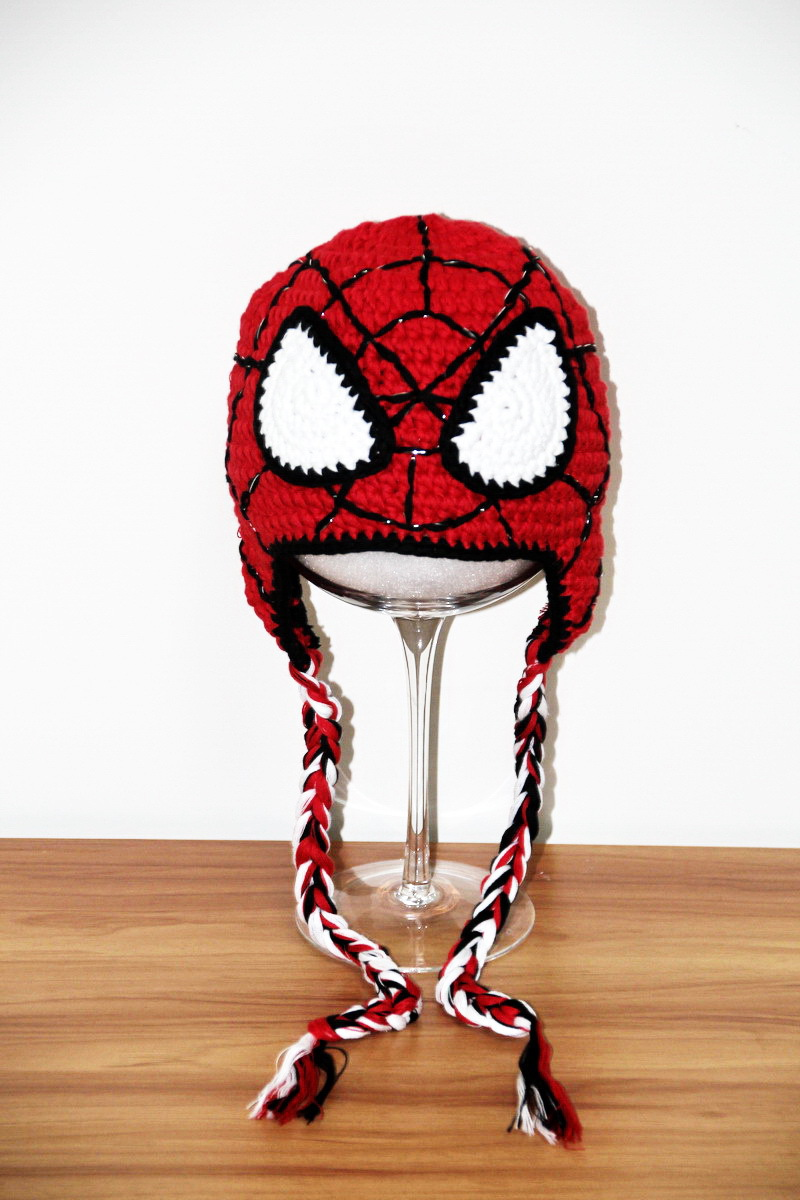 Cheap Crochet Spiderman Hat, find Crochet Spiderman Hat deals on ...