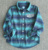 Fashionable kids blouse designs cotton boys flannel plaids children shirt