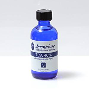 Trichloro Acetic Acid - TCA Peel 40% 2oz. 60ml (Level 3 pH 0.8)