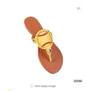 4a42b0e939acf6 Softball Flip Flops
