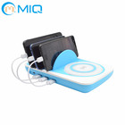 USB Charger Cell Phone Universal Wireless Charging Station Multiple Docking Station
