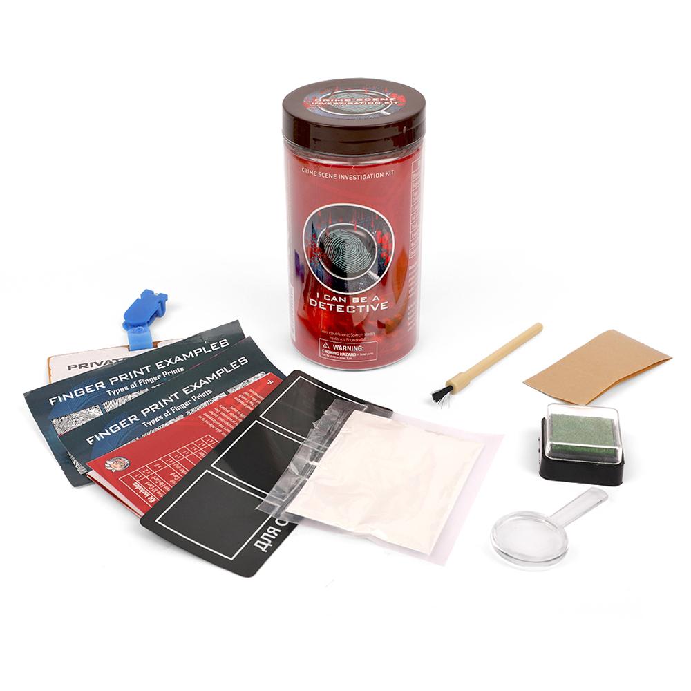 I CAN BE! Crime Scene Investigation Kit