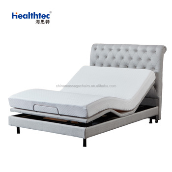Memory Foam Mattress Electric Adjustable Bed Mechanism - Buy ...