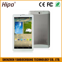 Hipo 7' Cheap China Unlocked GSM Android 4.4 Mobile Tablets with SIM Card and wifi in bulk