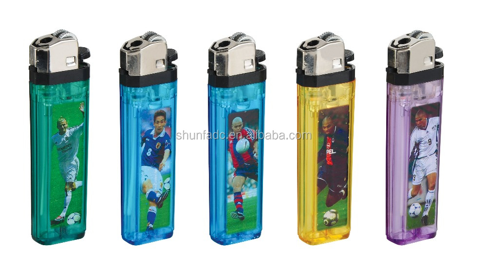 Chinese Manufacture Wholesale Cigarette Lighter With ISO9001
