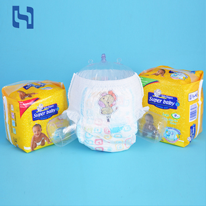 OEM service wholesale baby disposable diapers fluff pulp baby diapers brands