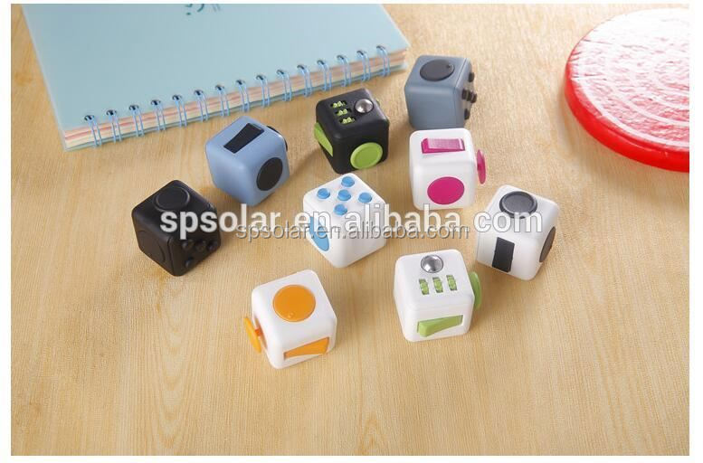 BeRun Newest toy pressure relief's best choice Fidget Cube slime toy