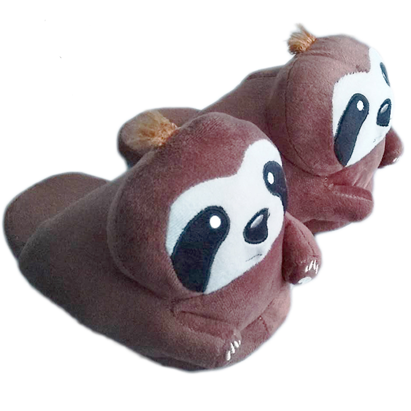 3b5254c65909 Free Sample Winter Indoor Plush Monkey Slippers - Buy Indoor Plush Slippers