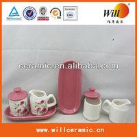3pc Ceramic Kitchen Set