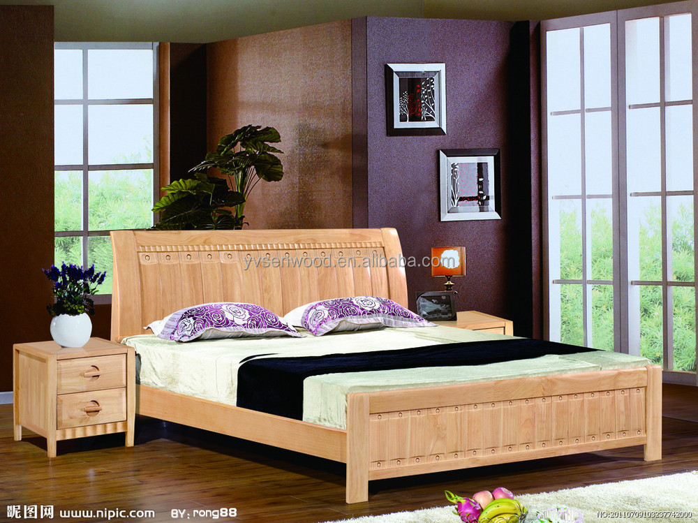 Double Cot Bed Designs View Double Cot Bed Designs YUSEN Product - Bedroom cot designs photos