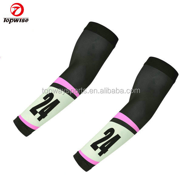 Custom Design Fashion Compression Sports Arm Sleeve Wholesale
