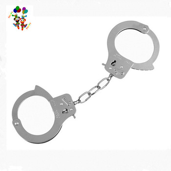 Sexy Erotic Bondage Fancy Dress Funny Police Cop Plastic Handcuffs HPC-0922