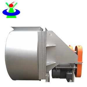 Low noise high temperature plug-in centrifugal fan for Automobile industry