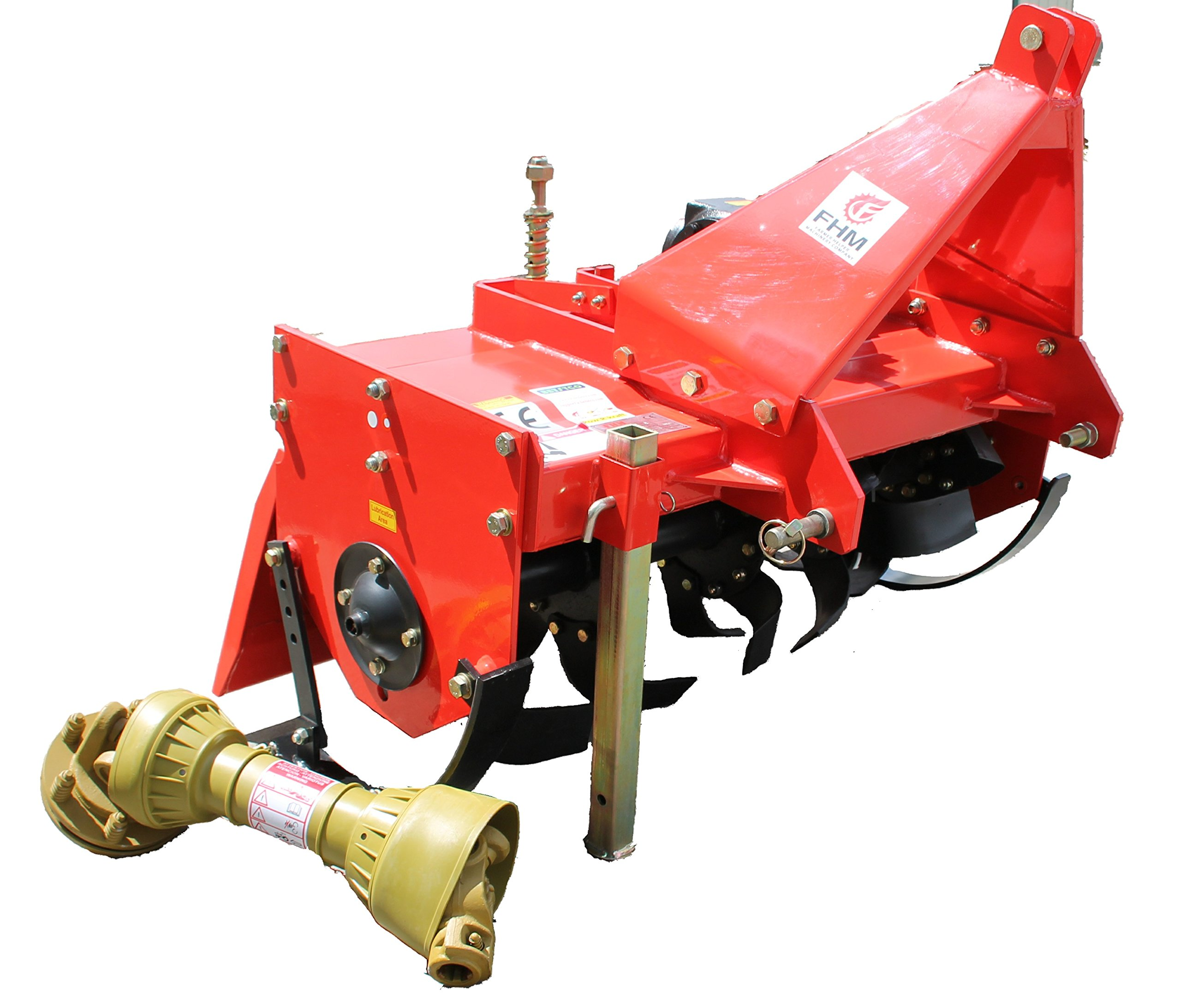 "Farmer Helper 41"" Heavy Duty Rotary Tiller Cat.1 3pt 18+ hp Rating (FH-IGN105)"
