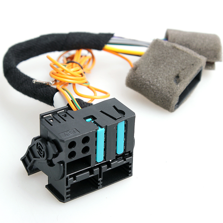 Swell Buy Oem Vw Rcd510 Rcd310 Wiring Harness Adapter Radio Iso To Wiring Cloud Hisonuggs Outletorg