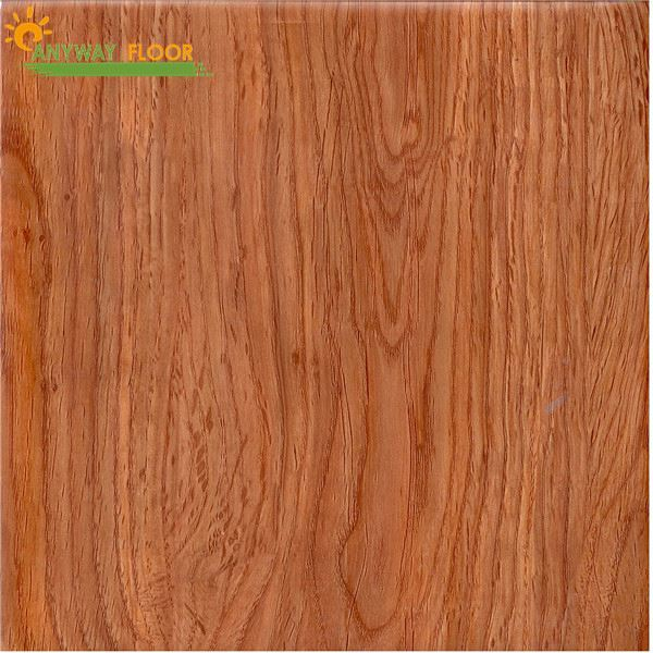 soundproof wood color 4/5 mm click flooring for bus and train