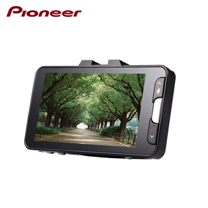 Pioneer Mini 1080P Dash Cam DVR Car Black Box GPS with AVI Video Format 2.7inches