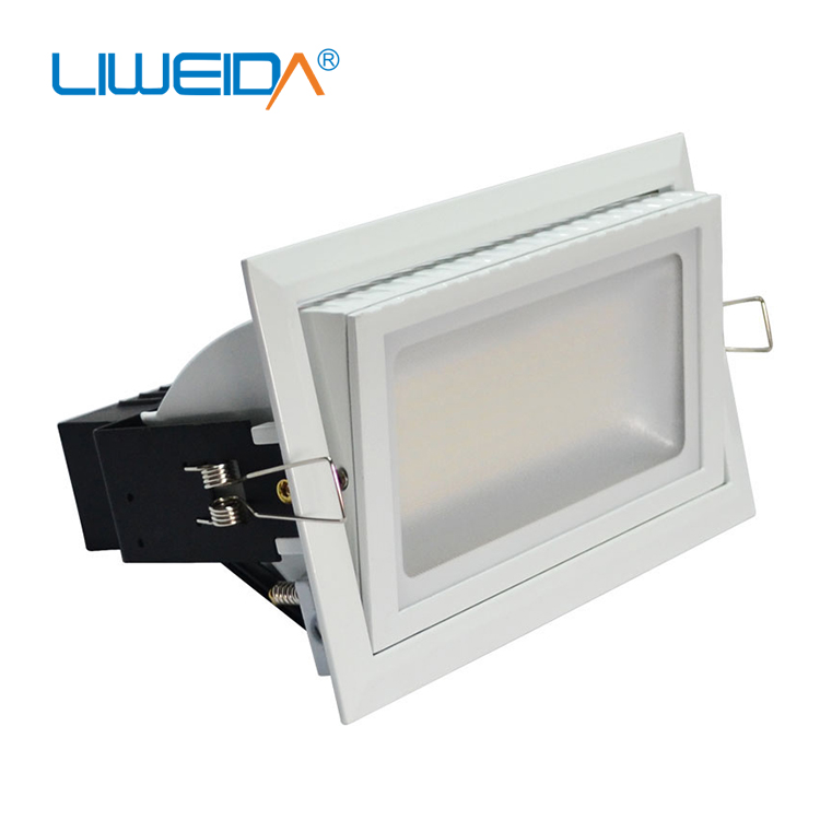 SAA approval high quality 90lm/w 32w led downlight