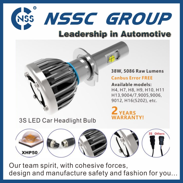 Nssc China Manufacturer Aftermarket Tuning Light High Power Cree ...