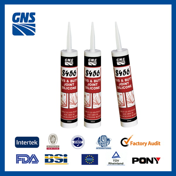 GNS quick dry silicone cement
