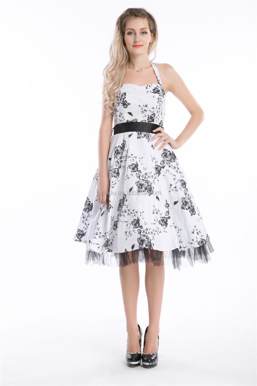 Rockabilly Plus Size Prom Dresses
