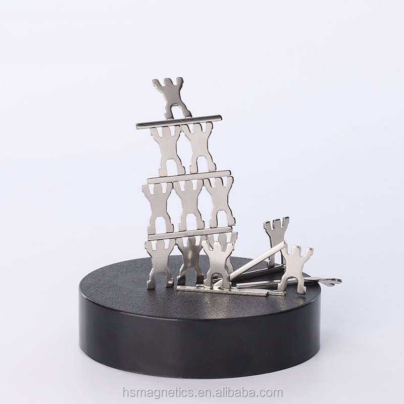 HS Magnet Supply Desktop Magnetic Art Sculpture People Display <strong>Design</strong> For Office Home