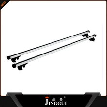 Roof rack Bar Cross Kit Rail Bar For Jeep Patriot and Cherokee (sport, silver)