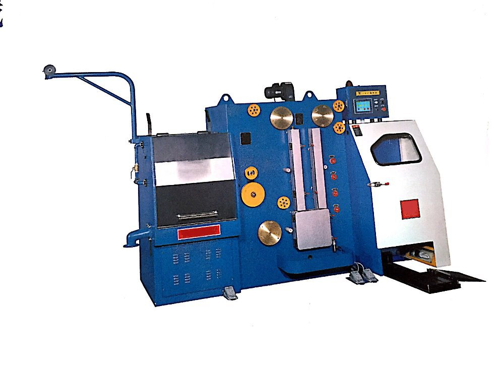Hot sale high speed machine for making bare copper wire factory price
