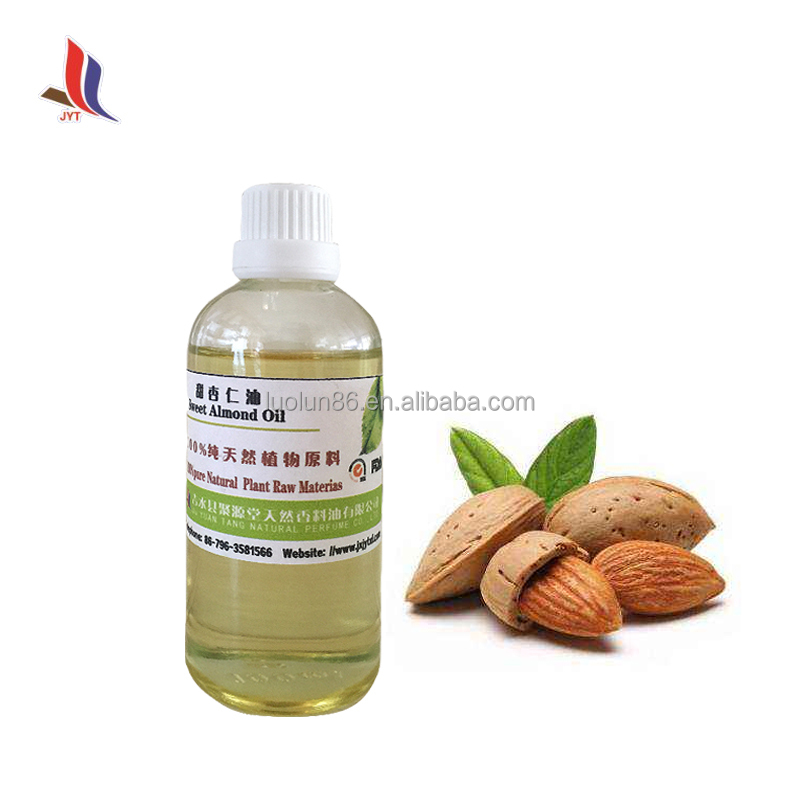 top grade Sweet Almond Oil Essential Oil For massage