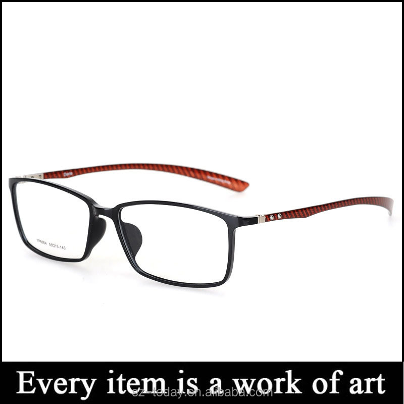 Eyewear frame carbon fiber glasses carbon fiber product made in guangzhou