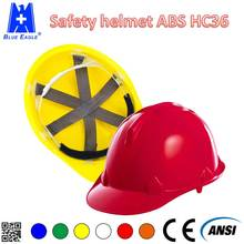 Construction Safety Equipment Industrial Specification Blue Eagle Safety Helmet Part