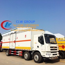Dongfeng euro3 6X2 Van Box Truck Bán <span class=keywords><strong>Hot</strong></span>