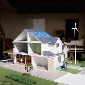 3d printing service miniature building model prototype