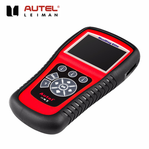 Upgradable to All system Autel Authorized Dealer MaxiDiag Elite MD802  Airbag ABS Engine EPB Oil light Automotivo Diagnostic tool