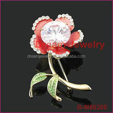 Smiling flower brooch the best styal
