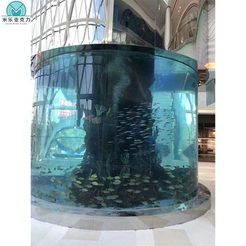 Professional Manufacturer Decoration Indoor Acrylic Aquarium Fish Tank