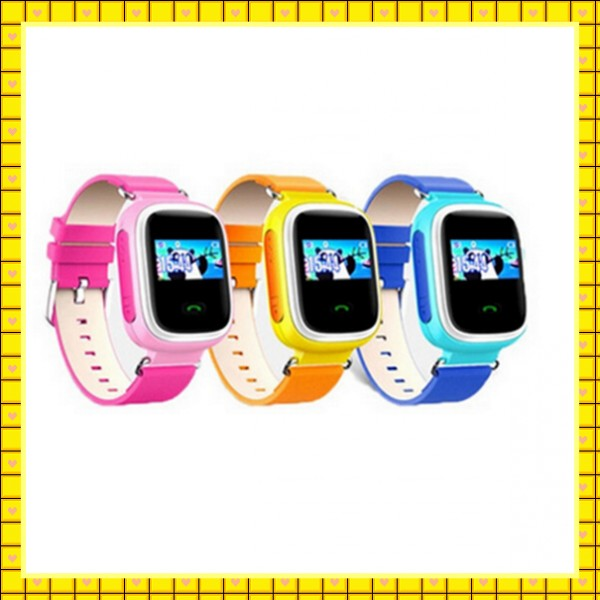 popular GPS/LBS SOS Remote monitor Phone calls kids camera watch