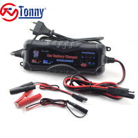 Low voltage protect battery charger ac dc car