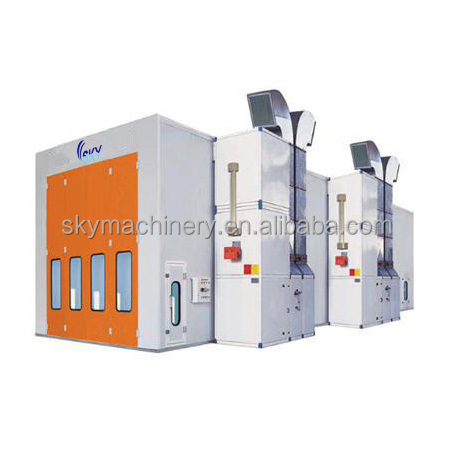 SB500, The Truck Spray Paint Booth, car paint spray booth/ paint mixing machine price/3D Truck Paint Booth