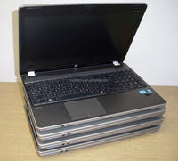 Wholesale intel i5 i7 used laptop and cheap computer from really original famous brand with DVD ROM and WEBCAM