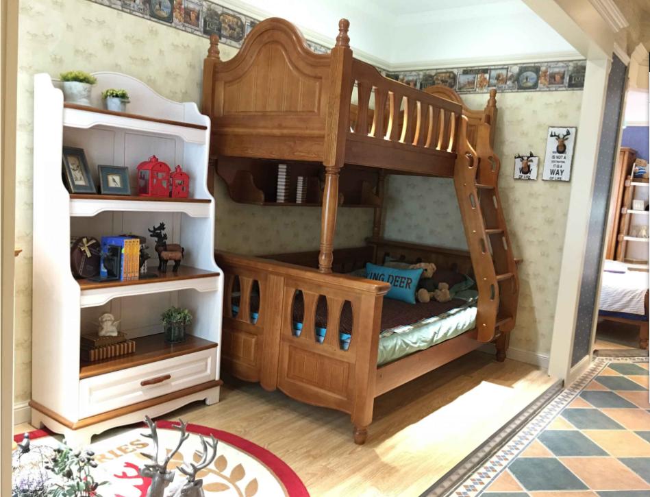 Etagenbett Dreistöckig : Dreistöckige betten für kidskids autos etagenbetten hand