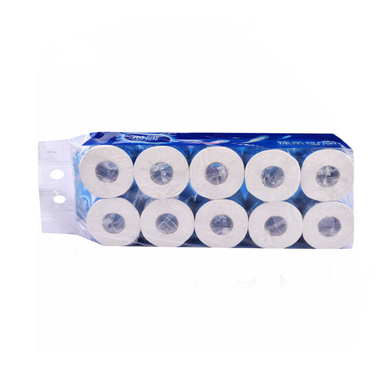 Cheap Custom Chinese Bamboo pulp Toilet Paper