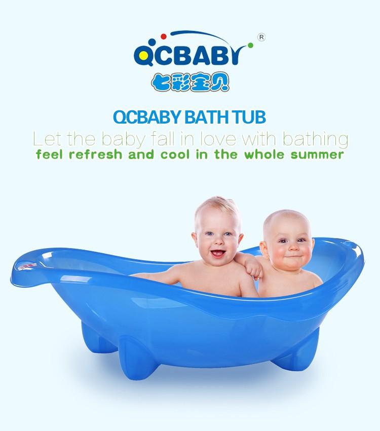 Baby Plastic Bath Tub Bath Basin Baby Wash Tub Porcelain Baby Bath ...