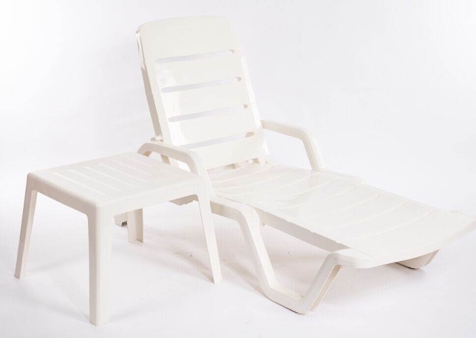 Plastic Beach Chair Swimming Pool Chair Sun Bed Buy