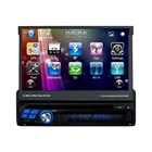 hot sale model touch screen one din DVD+SWC+BT+Radio/RDS MTK 3360 system car DVD stereo for universal car model