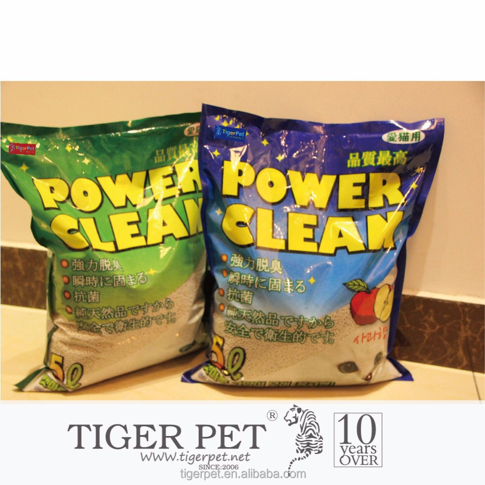 Pet Cat Litter Sand Cat Toilet Zeolite Powder With Activated ...
