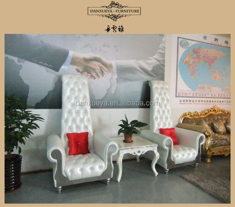 High Back Sofa Chair, Elegant Single Seater Sofa Chair 2262#, View ...