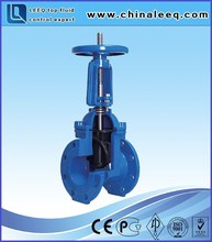 10K Rising Stem Cast Steel Gate Valve