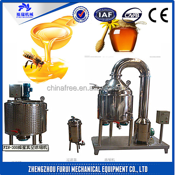 CE proved honey extractor electric/honey production company with high quality