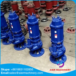 New style Waste Water Lift waste water submersible sewage pump